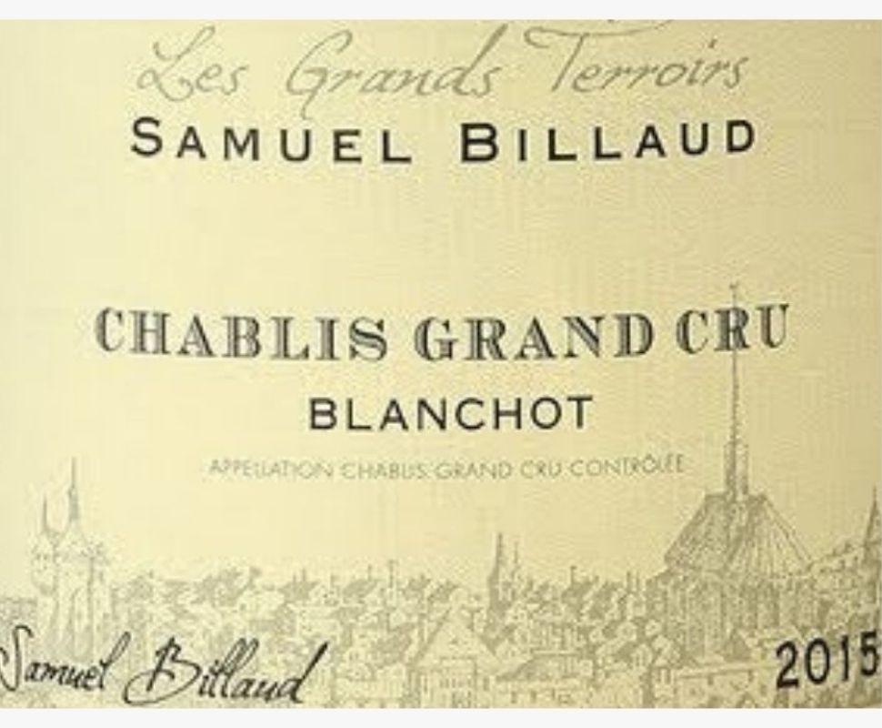 Domaine Samuel Billaud...