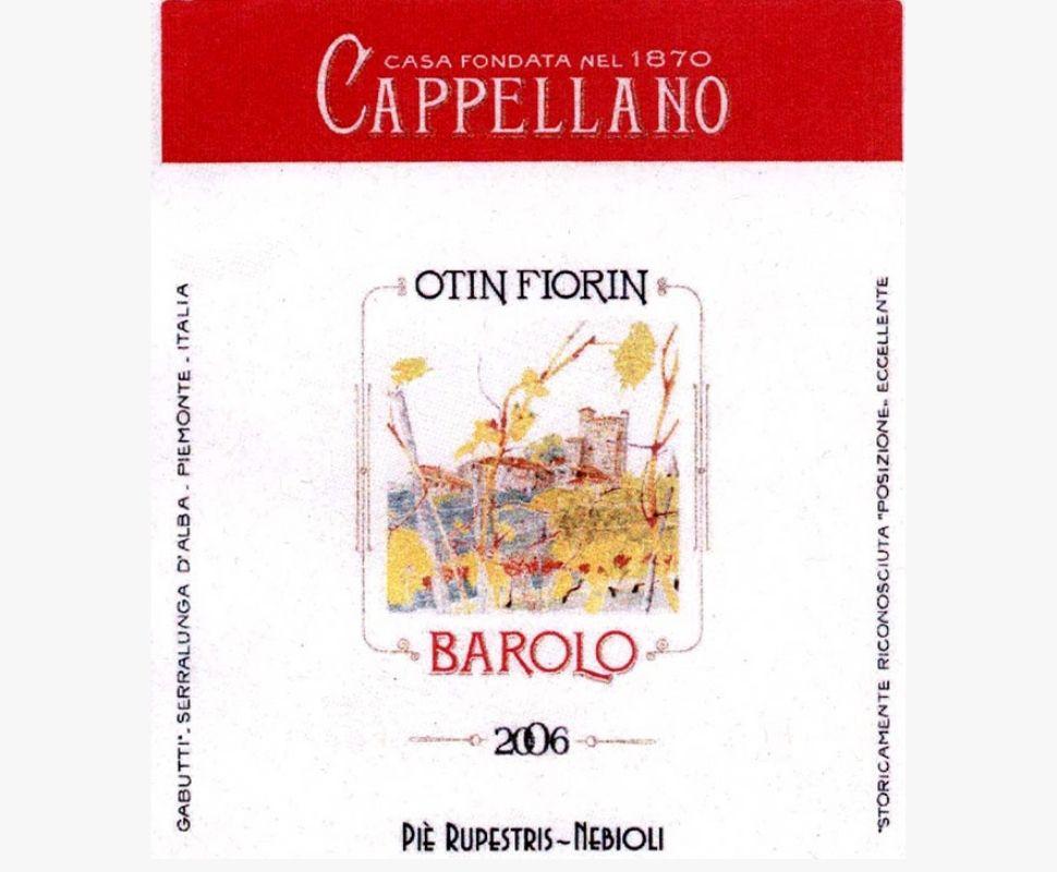 Cappellano Barolo Docg 2016...