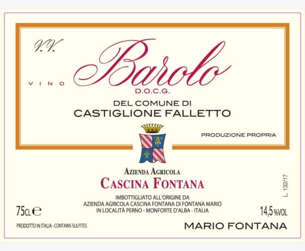 Cascina Fontana Barolo Docg...