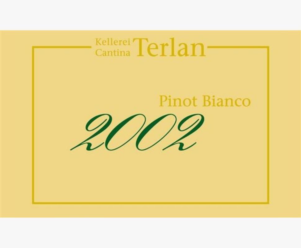 Terlano Pinot Bianco Doc 2002