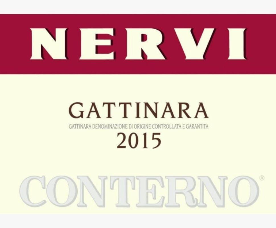 Nervi Conterno Gattinara...